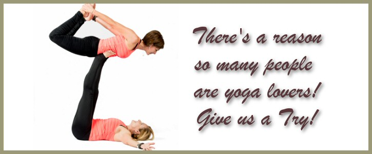Come Join Us At Lava Yoga